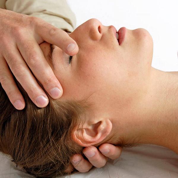 Las virtudes del masaje craneosacral