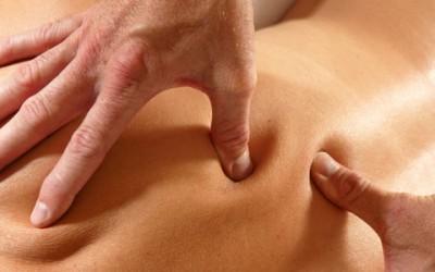 El masaje apresura el restablecimiento de los músculos dañados
