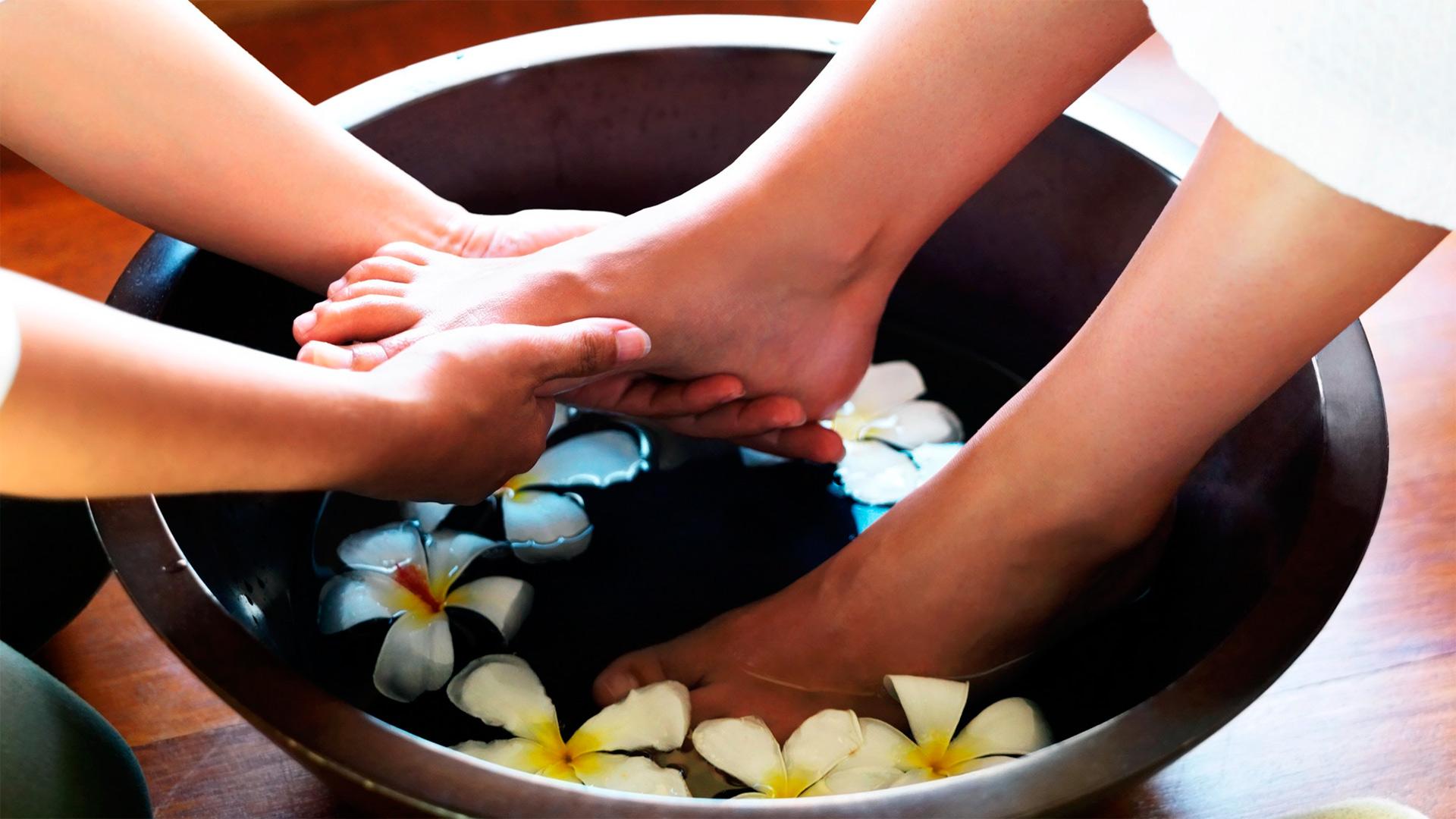 taller de kanso, masajde en los pies